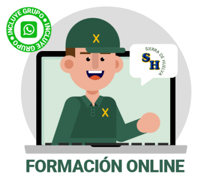 Academia Online Guardia Civil Sierra Huelva